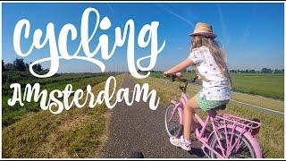 Download AMSTERDAM ON BIKES WITH KIDS | twoplustwocrew Video