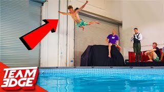 Download Belly Flop Punishment Challenge!! Video