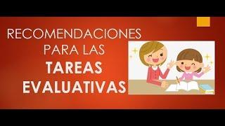 Download Soy Docente: FORMATO TAREAS EVALUATIVAS (2018) Video