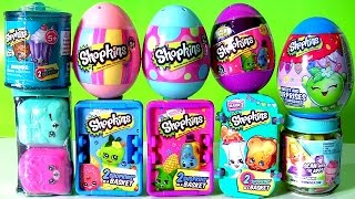 Download Shopkins Collection Series 1, 2, 3, 4, 5, 6 Shopkins Chef and Shopkins Egg Surprise Funtoyscollector Video