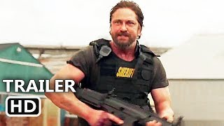 Download DEN OF THIEVES Official Trailer (2018) Gerard Butler, 50 Cent, Robbery Movie HD Video