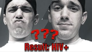 Download I'm HIV + Positive (Finding out status Live - Recorded Live in Clinic) Video