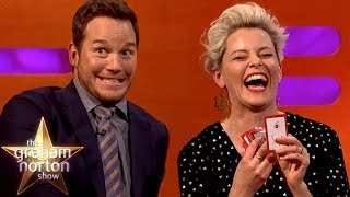 Download Elizabeth Banks' Board Game TOO NAUGHTY For TV | The Graham Norton Show Video
