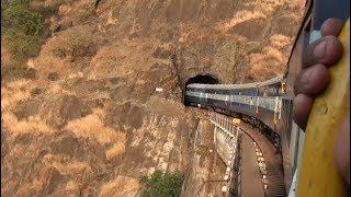 Download Jammu to Katra Yatra Mata Vaishno Devi Full Train Route most amazing visuals #vlog Video