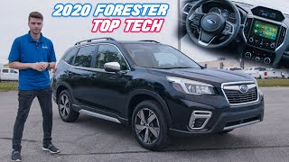 Download 2020 Subaru Forester - Top Tech Features! Video