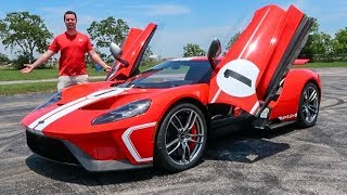 Download 2018 Heritage Ford GT Review - Better Than A Huracan Performante? Video