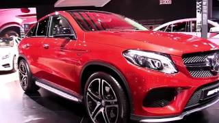 Download 2018 Mercedes Benz GLE Class GLE450 AMG Limited Special First Impression Lookaround Review Video