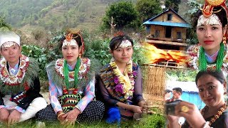 Download Village Marriage System || Starting New Life || Traditional way to get marry in Nepal Video