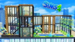 Download The Sims 4 - BUYING A PENTHOUSE!! (Criminal Life, Episode 6) Video