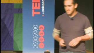 Download Turning Fear Into Fuel: Jonathan Fields at TEDxCMU 2010 Video
