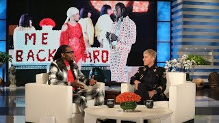 Download Does Offset Regret Going Public with His Apologies to Cardi B? Video
