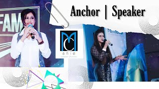 Download Anchor Anie Noorish Shaikh | Hosted for Godrej Properties | Corporate Event Host Video