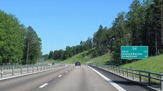 Download Sweden: E6 Uddevalla - Svinesund Video