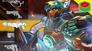 Download BACKWARDS GUN GAME! | Overwatch Custom Game Video