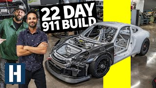Download 22 Days to Build a 900hp Porsche 911 For Pikes Peak. Will We Make it? Video