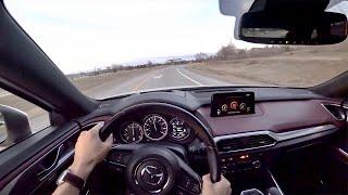 Download 2018 Mazda CX-9 Signature - POV Test Drive (Binaural Audio) Video