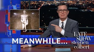 Download Meanwhile... The Super Hot Lincoln Statue Video
