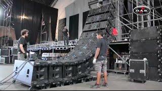 Download D.A.S. Audio / PixelVision - Alejandro Sanz, La Beriso en Rosario 2016 Video