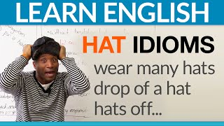 Download Learn 5 easy HAT idioms in English Video