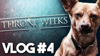 Download GAME OF THRONES: Road to THRONE WEEKS - Vlog #4 Video