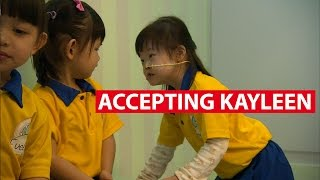 Download Accepting Kayleen's Down Syndrome | Talking Point | CNA Insider Video