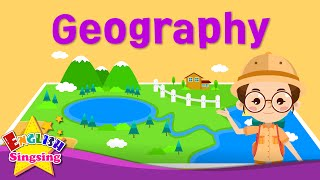 Download Kids vocabulary - Geography - Nature - Learn English for kids - English educational video Video