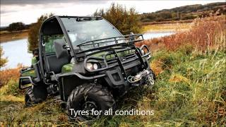 Download John Deere Gator XUV 855D Diesel 4x4 Video