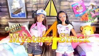 Download DIY - How to Make: GRAVITY FALLS Mystery Shack Part 4 - Handmade - Crafts - Disney - XD Video