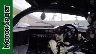 Download Lola T76 at Daytona with Dickie Meaden Video