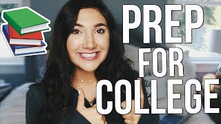 Download HOW TO GET ORGANIZED FOR COLLEGE | How To Prepare For College Video