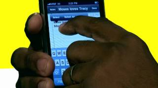 Download iPhone Tips: Copy, Cut and Paste Video