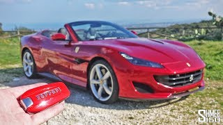 Download Ferrari Portofino - The Best Looking Convertible Ferrari Ever? | TEST DRIVE Video