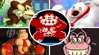 Download Evolution of Donkey Kong Battles (1981 - 2017) Video