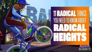 Download 11 Things You Need To Know About Radical Heights - 1980s BATTLE ROYALE! Video