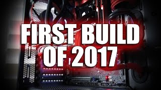 Download First build of 2017 featuring Intel's new 7700K Video