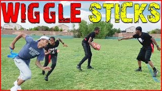 Download The Wiggle Stix Challenge #4 - We Got A New Challenger! Video
