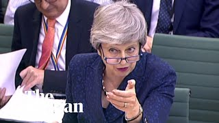 Download Theresa May faces questions on Brexit progress – watch live Video