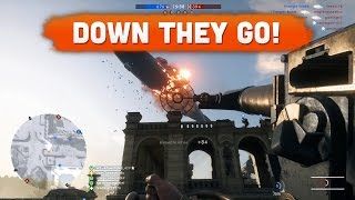 Download DOWN THEY GO! - Battlefield 1 | Road to Max Rank #88 Video