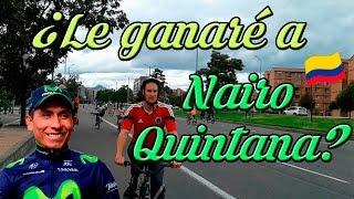 Download Francés en ciclovia entrenándose para ganarle a Nairo Quintana! Video