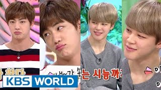 Download Hello Counselor - Jin, Jimin, Kim Seunghye [ENG/THA/2017.03.20] Video