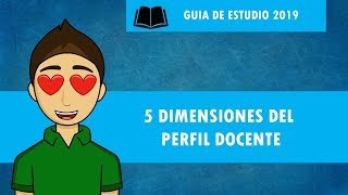 Download 5 DIMENSIONES DEL PERFIL DOCENTE Video