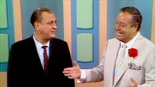 Download Rodney Dangerfield Has Jackie Gleason Bursting Out in Laughter (1970) Video