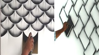 Download 8 wall painting 3D design ideas Video