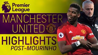 Download Manchester United's top moments since Jose Mourinho's sacking | Premier League | NBC Sports Video