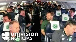 Download Se estrella avión en Colombia que transportaba a equipo de fútbol brasilero Video