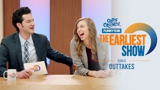 Download The Earliest Show: Outtakes & Bloopers Video