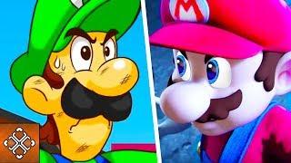 Download Mario Vs Luigi - 5 Reasons Luigi Would BEAT Mario In A Fight Video