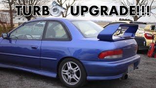 Download Subaru GC8 Gets a Turbo Upgrade! Video