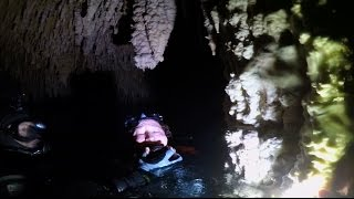Download GoPro: Cave Divers Relive Scary Incident Video