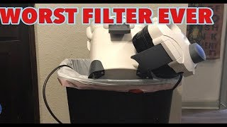 Download SunSun Are The WORST Canister Filter Ever! I Will Never Buy Another Sun Sun Fish Tank Filter Video